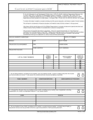 Da Form 7246