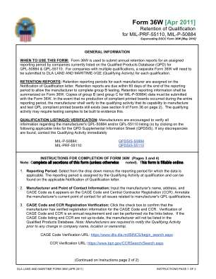 Form 36w Apr 2011 Landandmaritime Dla