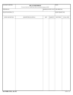Form 2702