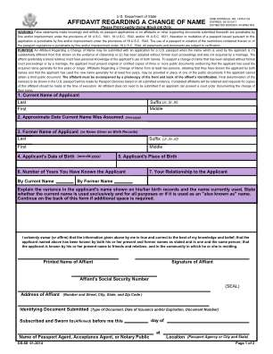 Form Ds 60 2014