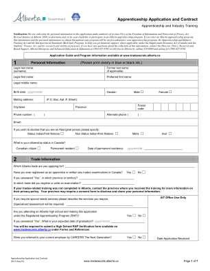 Where To Apprentice For Picker Alberta