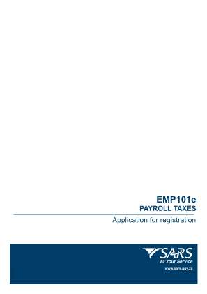 What Is Emp 101 Form