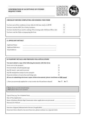 Cas Request Form London School Of Hygiene Amp Tropical Medicine Lshtm Ac