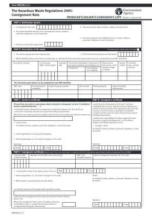 Hwcn01v111 Form