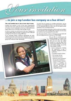 Go Ahead London Application Form