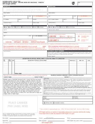 Otc 199 Form