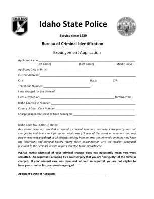 Idaho Code 67 300410 States The Follow Ing Form