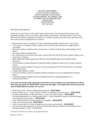 Scsg Form 20 66 Rev 20141109 Sg Sc