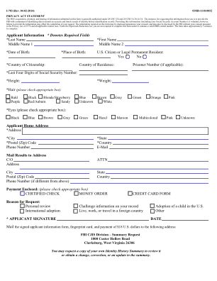 Omb 1110 0052 Form