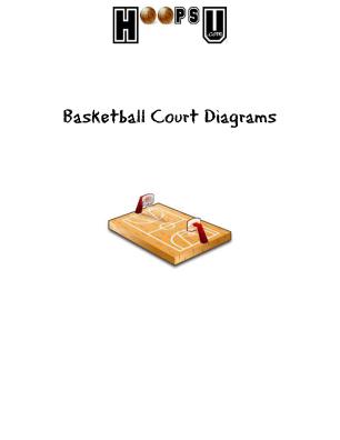 Basketball Court Diagram Form