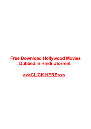 South Indian Movies Dubbed In Hindi Download Utorrent Form