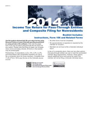 2014 106 Form Co