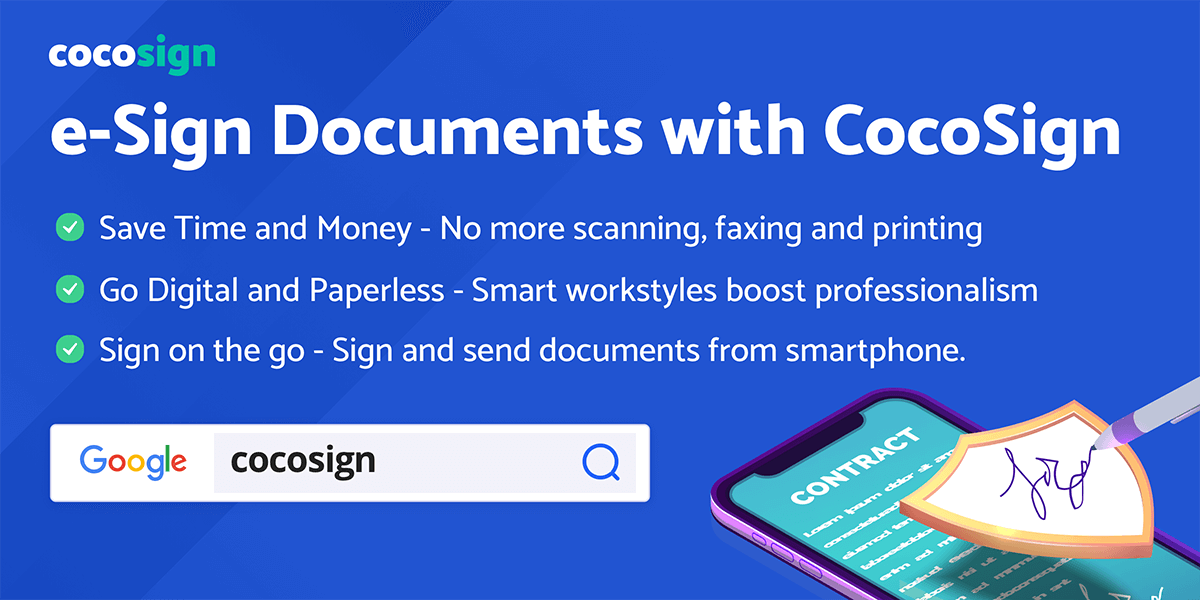 Why You Should Use CocoSigns Signature Generator?