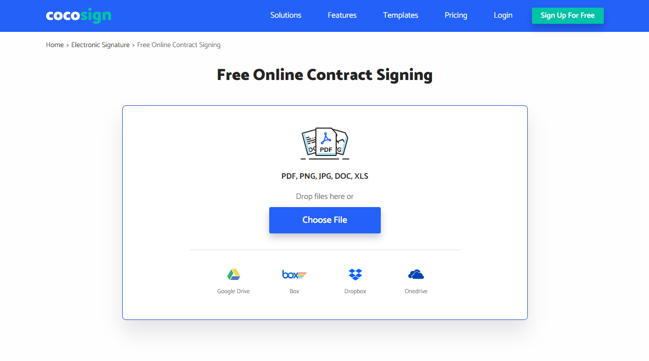 CocoSigns Signature Generator - Simple to Use
