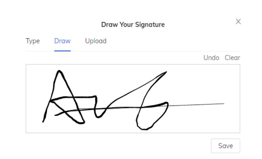 draw-your-signature